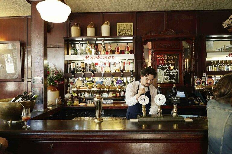 Marksman Pub